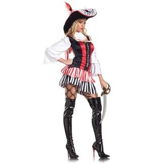 Donna di Capri Women's 'Sexy Buccaneer' Costume