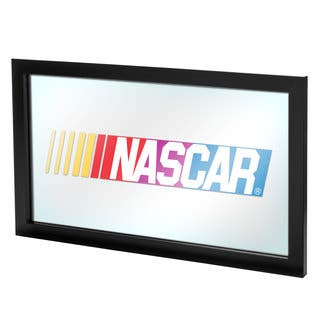 NASCAR Framed Logo Mirror|https://ak1.ostkcdn.com/images/products/10653934/P17720604.jpg?impolicy=medium
