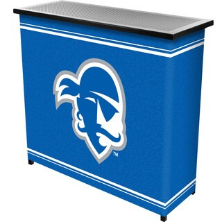 Seton Hall University 2 Shelf Portable Bar w/ Case