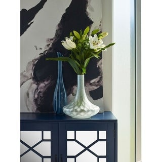 Aurelle Home Sega Tall Flower Vase
