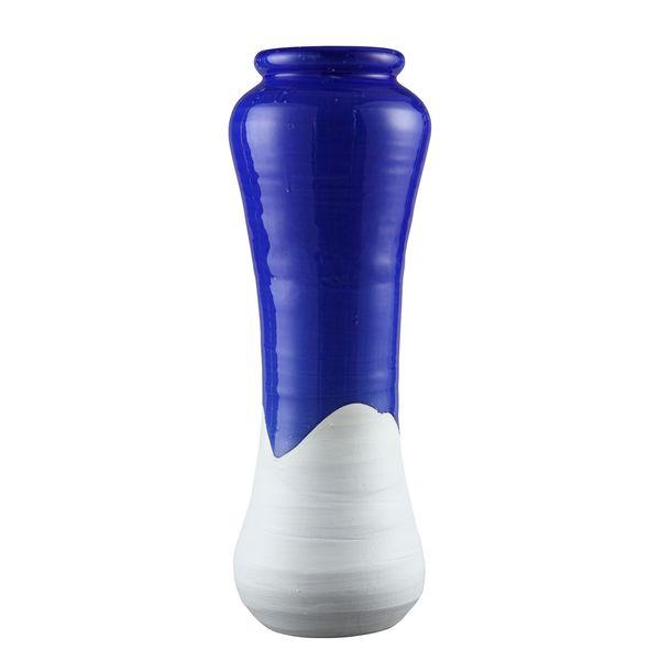 Aurelle Home Blue Vase