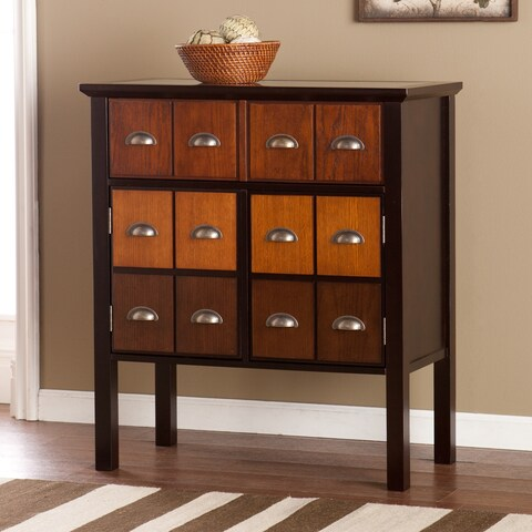 Harper Blvd Heloise Display Top Apothecary Cabinet