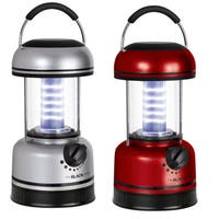 Black Series Indoor/Outdoor 20-LED Utility Lantern