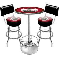 Killians Beer Gameroom Combo 2 Stools w/ Back & Table