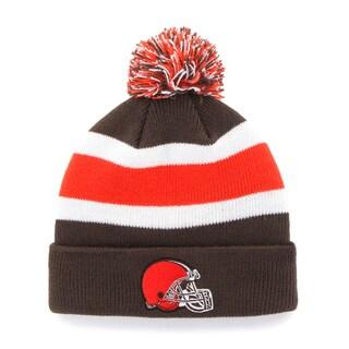 47 Brand Cleveland Browns Breakaway Beanie Hat