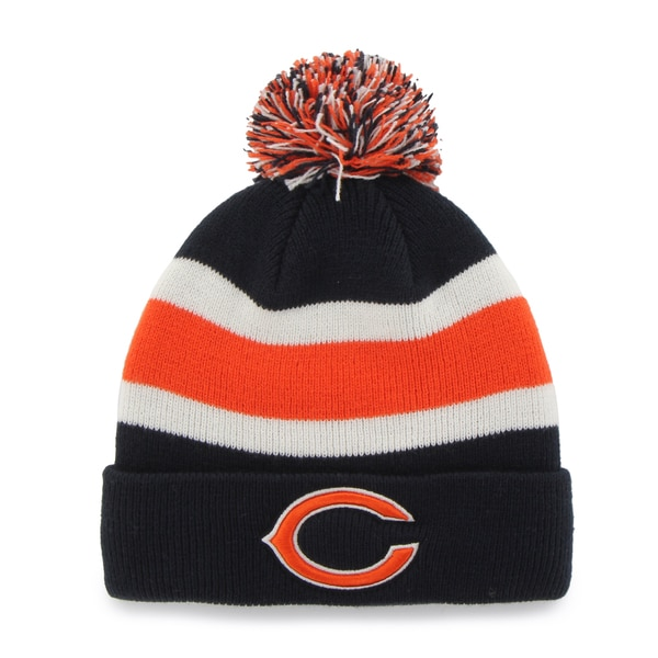 47 Brand Chicago Bears Breakaway Beanie Hat