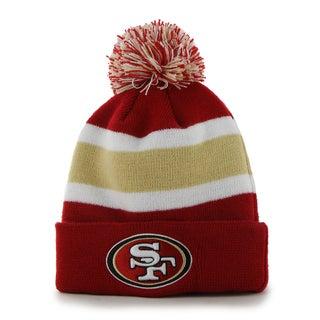 47 Brand San Francisco 49ers Breakaway Beanie Hat