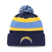 47 Brand San Diego Chargers Breakaway Beanie Hat