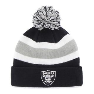 47 Brand Oakland Raiders Breakaway Beanie Hat
