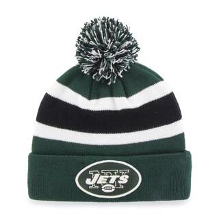 47 Brand New York Jets Breakaway Beanie Hat