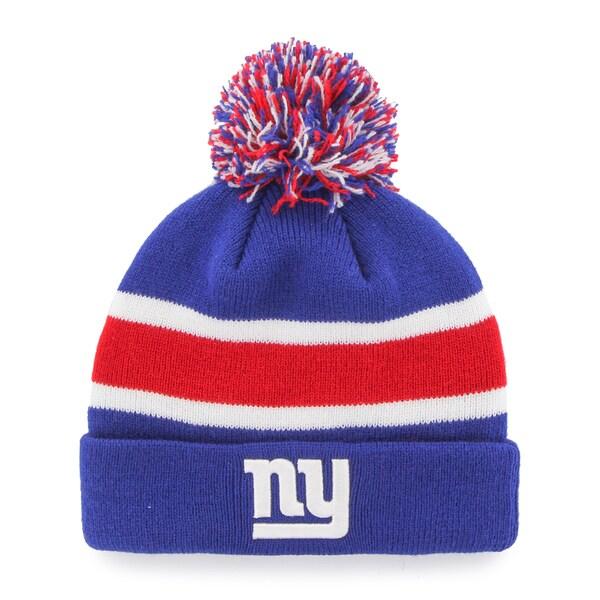 47 Brand New York Giants Breakaway Beanie Hat