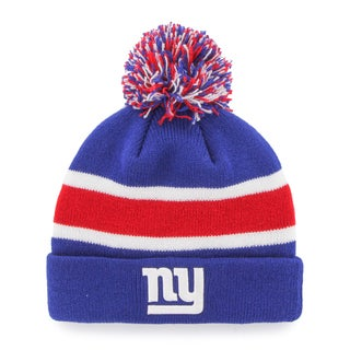 Shop 47 Brand New York Giants Breakaway Beanie Hat Free
