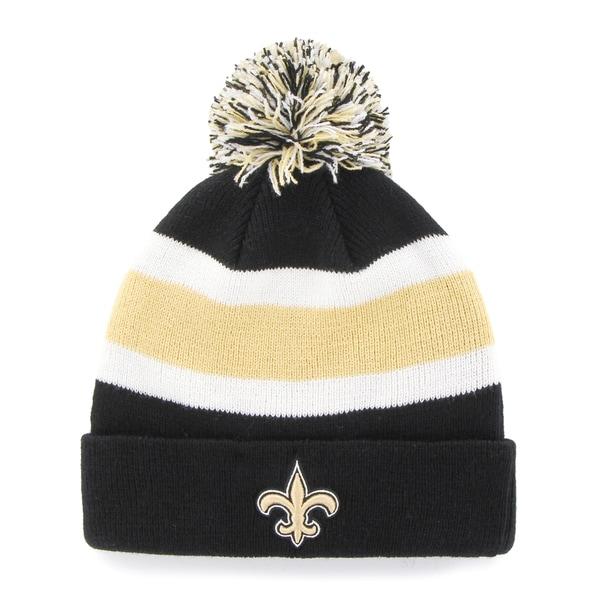47 Brand New Orleans Saints Breakaway Beanie Hat