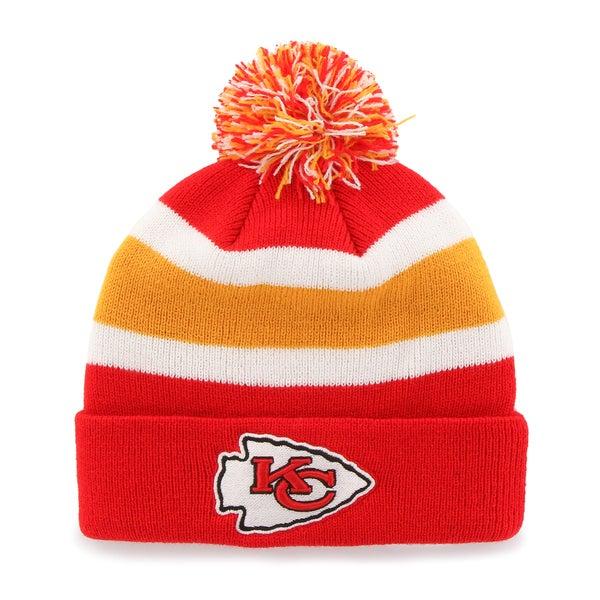 47 Brand Kansas City Chiefs Breakaway Beanie Hat