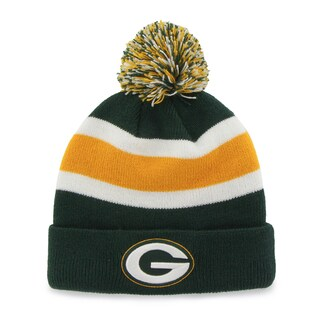 47 Brand Green Bay Packers Breakaway Beanie Hat