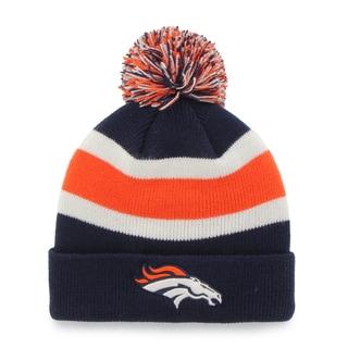 47 Brand Denver Broncos Breakaway Beanie Hat