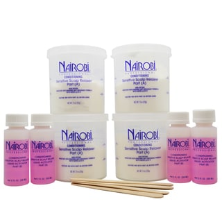 Nairobi Sensitive Scalp Relaxer System Kit