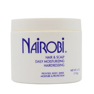 Nairobi Hair and Scalp Daily 4-ounce Moisturizing Hairdressing