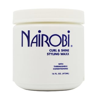 Nairobi Wave Curl and Shine 16-ounce Styling Waxx
