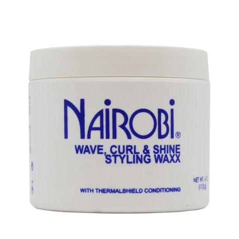 Nairobi Wave Curl and Shine 4-ounce Styling Waxx