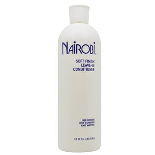 Nairobi Soft Finish 16-ounce Leave-in Conditioner