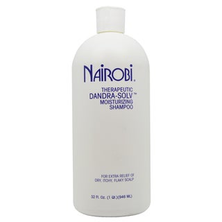 Nairobi Therapeutic Dandra-Solv 32-ounce Moisturizing Shampoo