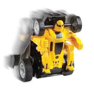 Black Series Radio Controlled Transforming Robot