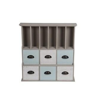 Privilege Multi 6-drawer Storage Chest
