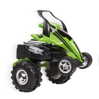 Black Series Radio Controlled Stunt Vehicle