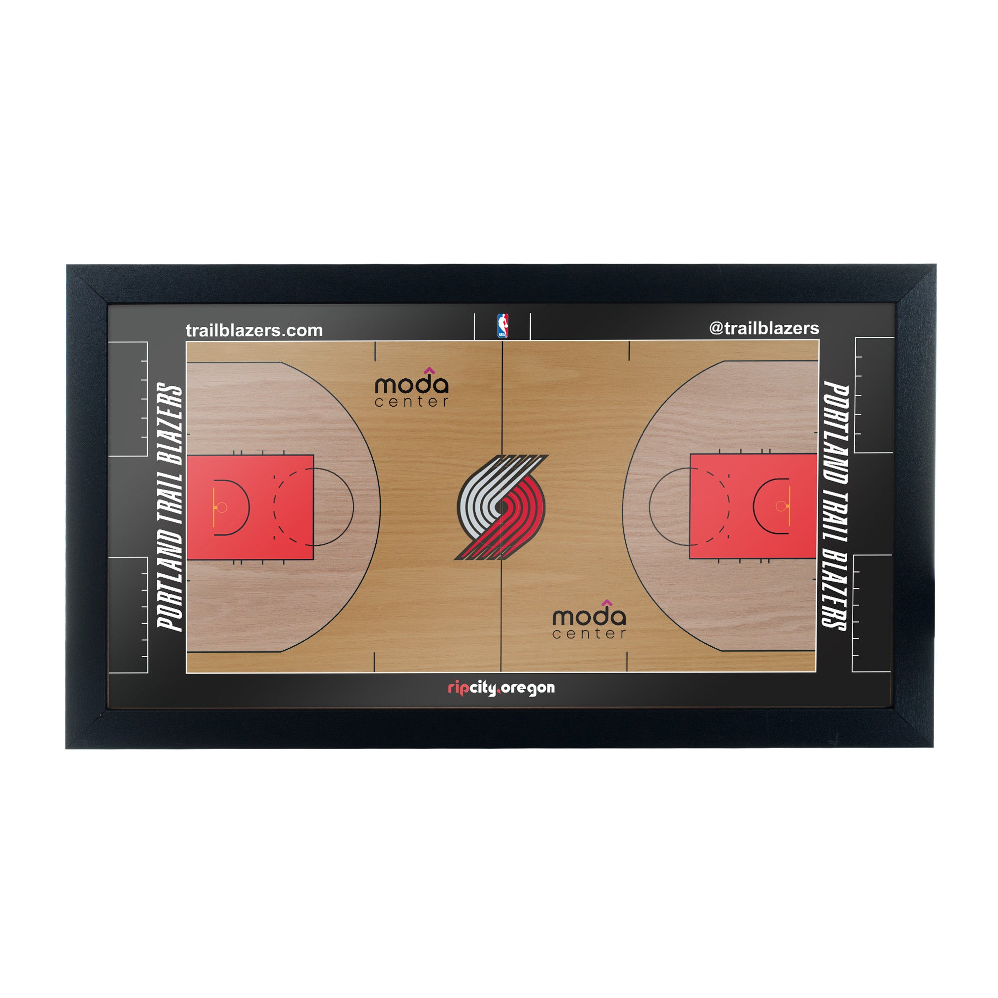 Trademark Gameroom Portland Trail Blazers Official NBA Co...