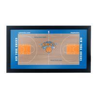 New York Knicks Official NBA Court Framed Plaque