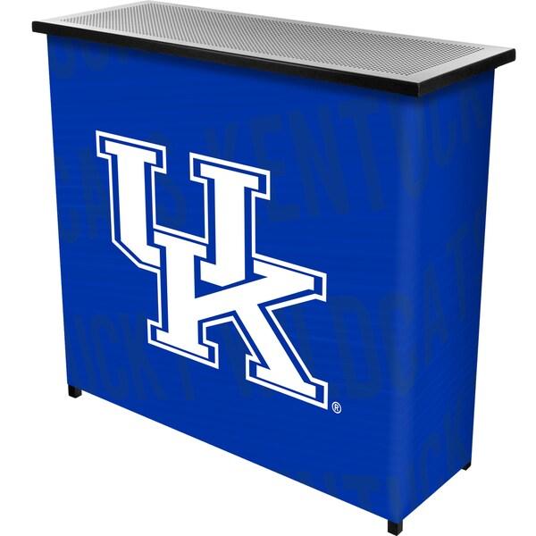 University of Kentucky Portable Bar with Case