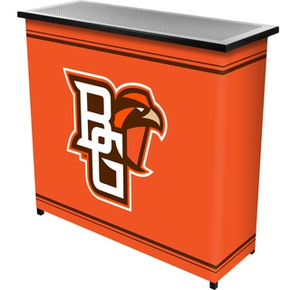 Bowling Green State University Portable Bar w/ Case