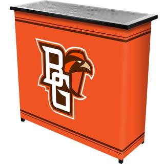 Bowling Green State University Portable Bar w/ Case