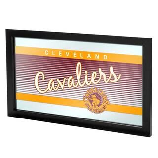 Cleveland Cavaliers Hardwood Classics NBA Framed Logo Mirror