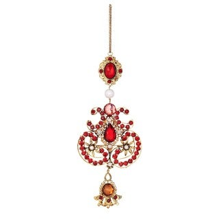 Sage & Co. 9-inch Rhinestone Dangle Ornament (Pack of 12)