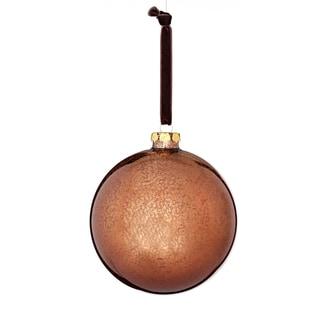 Glass Mercury Finish Ball 5.75-inch Ornament (Pack of 4)
