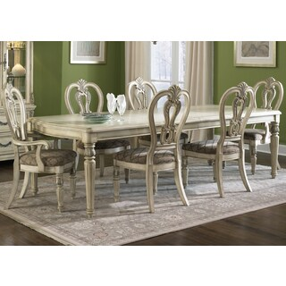 Antique Ivory Estates Dinette Table