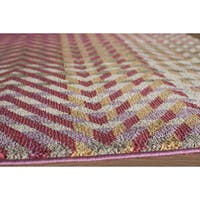 "Abode Multi Power-Loomed Arrow Rug (3'11"" x 5'7"") - 3'11"" x 5'7"""
