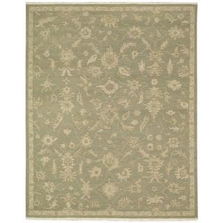 Nourison Nourmak Encore Light Green Rug (8'6 x 11'6)
