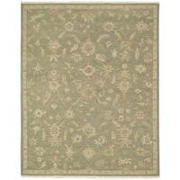 Nourison Nourmak Encore Light Green Rug (8'6 x 11'6) - 8'6 x 11'6