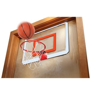Black Series Pro-Style Hoop with Break-Away Rim