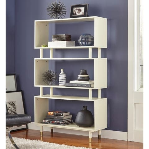119864617c8c Buy White, Bookshelves Bookcases Online at Overstock | Our Best ...