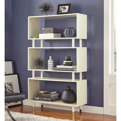 Buy White Bookshelves & Bookcases Online at Overstock | Our Best ...