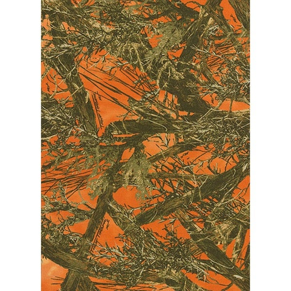 True Timber MC2 Camouflage Accent Rug (1'8 x 2'7) - 1'8 x 2'7