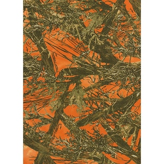 True Timber MC2 Camouflage Accent Rug (3'3 x 4'11)