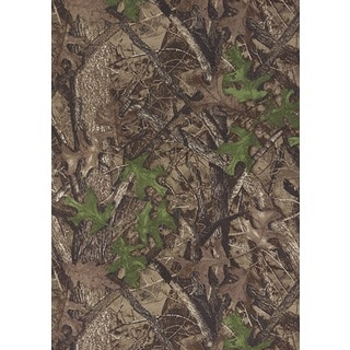 True Timber HTC Spring Camouflage Accent Rug (3'3 x 4'11)