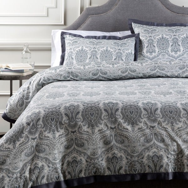 Tanner Floral Cotton Duvet Cover