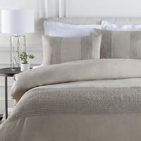 Coburn Solid Color Linen Duvet Cover