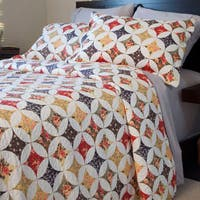 Windsor Home Cassandra 3-piece Quilt Set